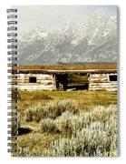 Teton Ranch Spiral Notebook
