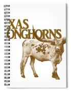 Texas Longhorns Spiral Notebook