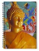 Thailand, Lop Buri Spiral Notebook