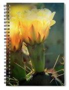 That Golden Glow  Spiral Notebook