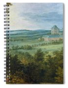 The Archdukes Hunting Spiral Notebook