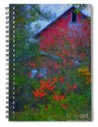 The Barn Spiral Notebook