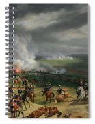 The Battle Of Valmy Spiral Notebook