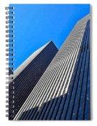 The Blue Way  Spiral Notebook