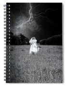 The Bride Spiral Notebook