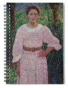 The Brook Spiral Notebook