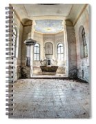 The Church Of The Exaltation Of The Holy Cross Spiral Notebook