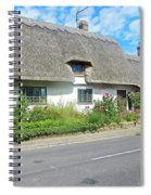 The Cottage Spiral Notebook