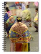 Pow Wow The Dance 4 Spiral Notebook