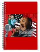 The Dream Speech Spiral Notebook