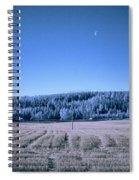 The Field Spiral Notebook