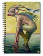 The Finandromorph Spiral Notebook