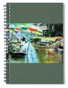 The Floating Market Spiral Notebook