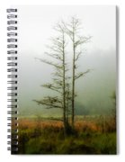 The Foggy Dew Spiral Notebook