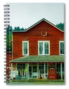The General Store Spiral Notebook