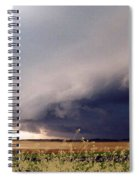The Great Plains Spiral Notebook