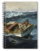 The Gulf Stream Spiral Notebook