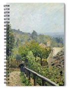 The Heights At Marly Spiral Notebook