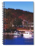 The Historic Goodspeed Opera House Spiral Notebook