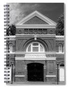 The Historic New Harmony Opera House Spiral Notebook