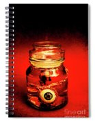 The Human Evolution Spiral Notebook