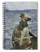 The Inshore Channel Spiral Notebook