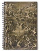 The Last Judgment Spiral Notebook