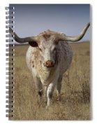 The Longhorn Spiral Notebook