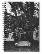 The Main House Spiral Notebook