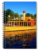 The Minnehaha Spiral Notebook