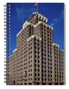 The National Archives Building - St Louis Spiral Notebook