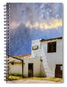 The Oasis Lounge Spiral Notebook