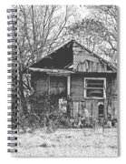 The Old Home Place Spiral Notebook
