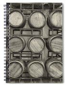 The Old Sugar Mill Spiral Notebook