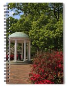 The Old Well At Chapel Hill Spiral Notebook