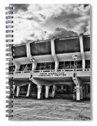 The P Mac - Bw Spiral Notebook