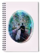 The Path Of Love  Spiral Notebook