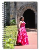 The Princess Spiral Notebook