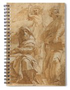 The Prophets Hosea And Jonah Spiral Notebook