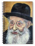 The Rabbi Spiral Notebook