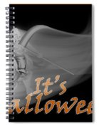 The Reaper Rides Again Spiral Notebook
