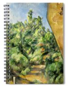 The Red Rock Spiral Notebook
