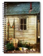 The Shack Spiral Notebook
