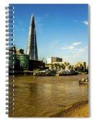 The Shard. Spiral Notebook