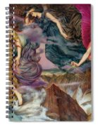 The Storm Spirits Spiral Notebook