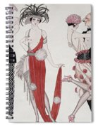 The Tango Spiral Notebook
