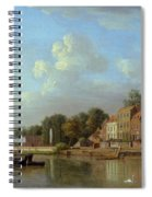 The Thames At Twickenham Spiral Notebook