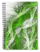 The Thread Spiral Notebook