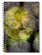 The Time Is Out Of Joint Spiral Notebook