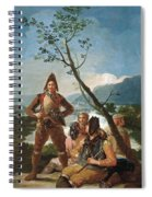 The Tobacco Guards Spiral Notebook